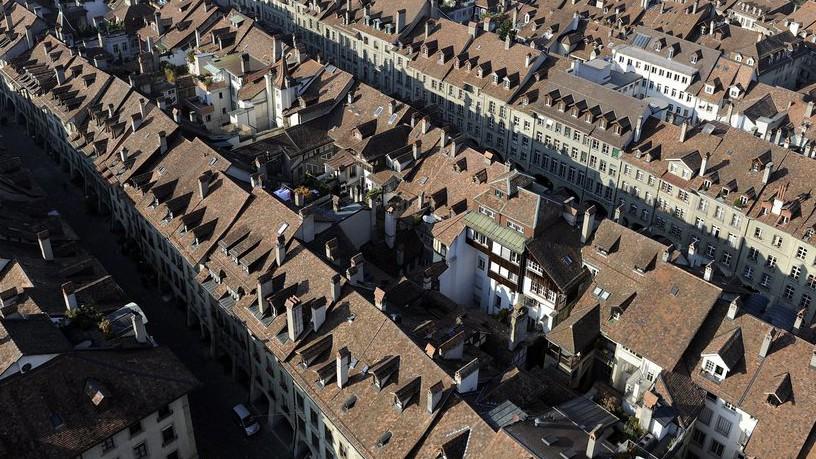 Nicht nur die Berner Altstadt ist schützenswert.