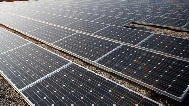 Die Elektra Baselland EBL baute in Spanien eine Solaranlage für rund 200 Millionen Franken.