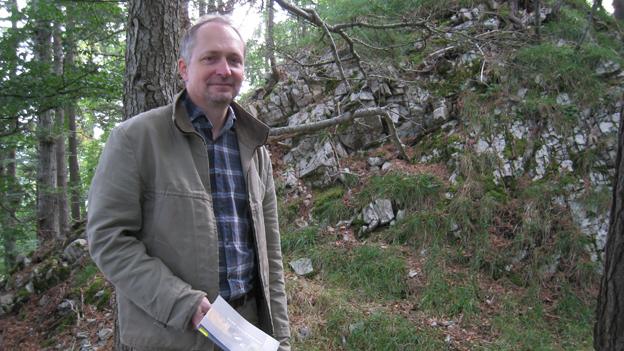 Reto Marti Kantonsarchäologe Baselland