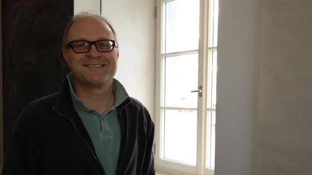 Reto Ammann, Gesamtleiter und Verwaltungspräsident der Privatschule «SBW Haus des Lernens» in Romanshorn.
