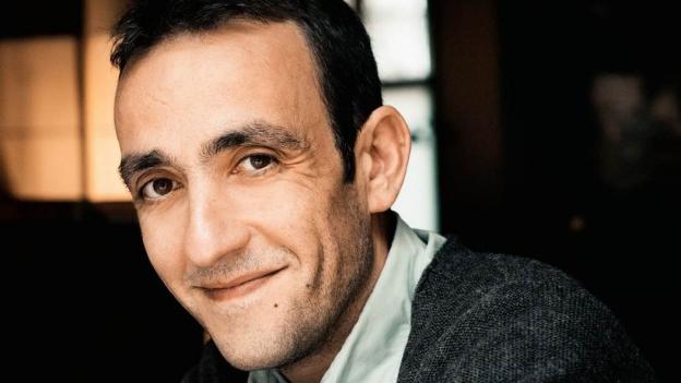 Autorenporträt Jérôme Ferrari