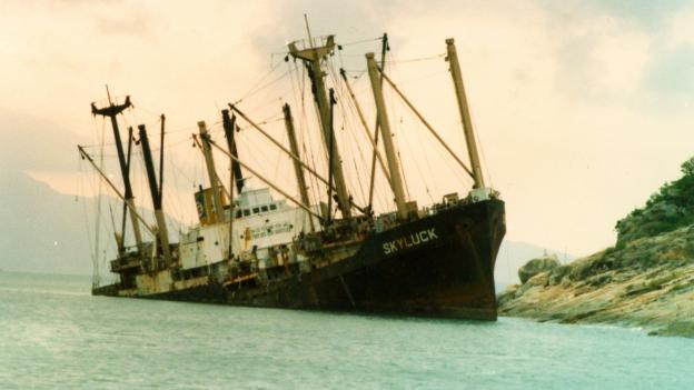 Huong Do Flüchtete mit 11 Jahren auf das Frachtschiff SKYLUCK. Die Fahrt in die Sicherheit wurde zur Odysse.