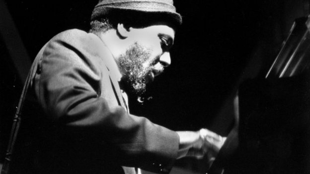 Pianist Thelonious Monk