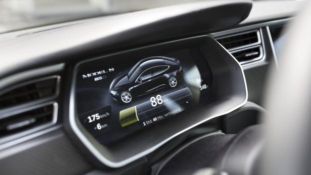 Tesla Model S 85D: Das Elektroauto.