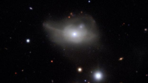 Zehn Mal mehr als gedacht: Astrophysiker berechnen mehr Galaxien.