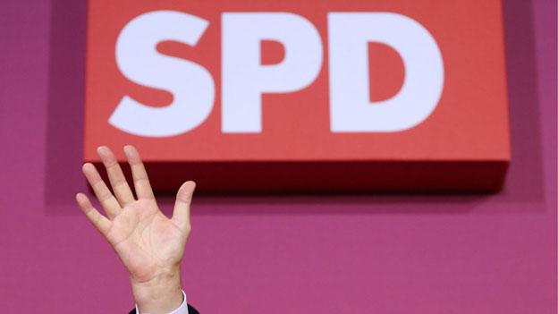 die deutschen Sozialdemokraten wollen Koalitionsgespräche mit der Union