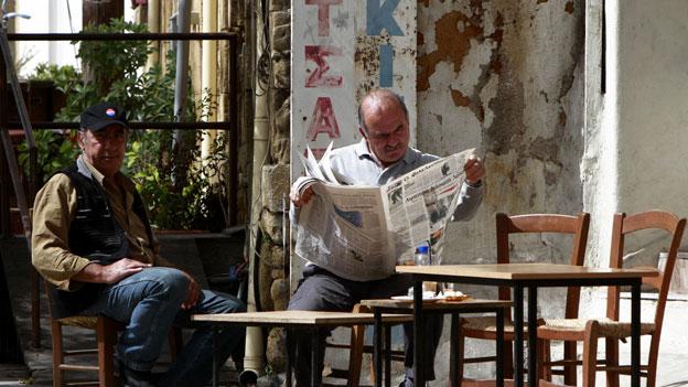 Schlechte Nachrichten für die Bewohnerinnen und Bewohner Zyperns?