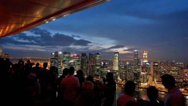 Bei den Offshore Leaks im Fokus: Singapur.