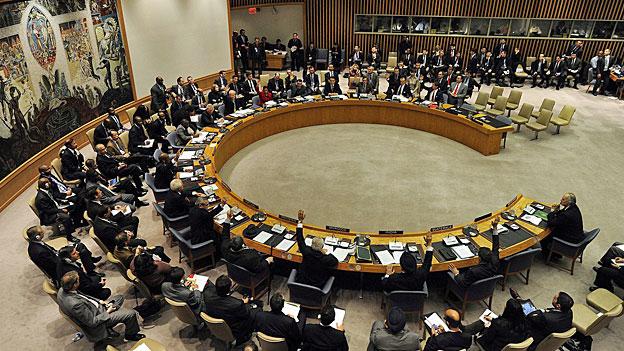 Saudi-Arabien hätte erstmals einen - nicht-ständigen - Sitz im Uno-Sicherheitsrat erhalten.