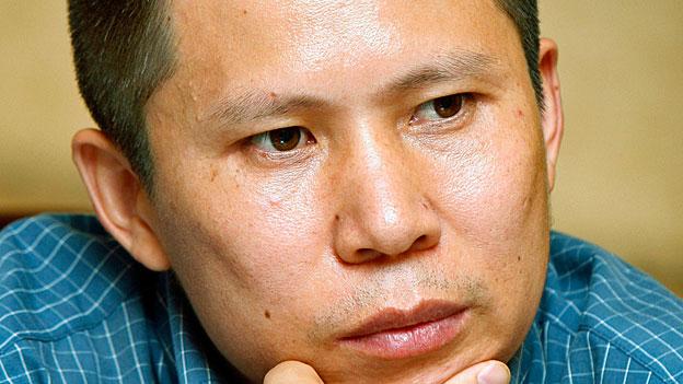 Xu Zhiyong wird vorgeworfen, als Initiator von Protesten die öffentliche Ordnung gestört zu haben.