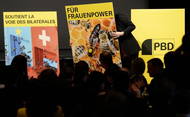 Delegiertenversammlung der BDP in Winterthur
