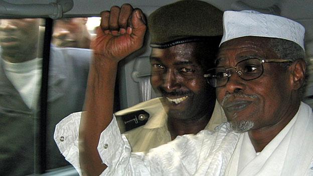 Bereits im Jahr 2005 wurde Hissème Habré in Dakar vor ein Gericht gestellt.