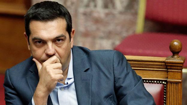 Der griechische Premierminister Alexis Tsipras ist politisch angeschlagen.