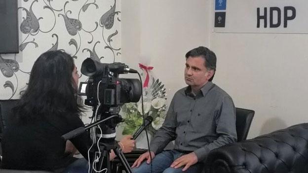 Ziya Pir: «Die Rechtsstaatlichkeit ist damit ausser Kraft gesetzt.».