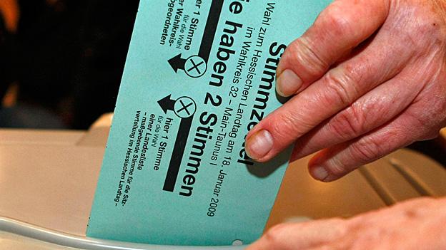 Die deutsche Politik fürchtet sich seit dem Erfolg einer AfD nicht nur vor Volksentscheiden.