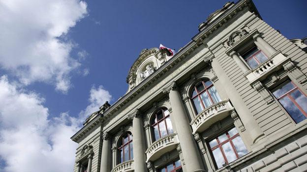 Universitätsgebäude in Bern