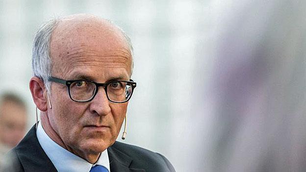 Hansruedi Stadler, alt Ständerat und bundesrätlicher Delegierter für Opfer von fürsorgerischen Zwangsmassnahmen.
