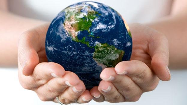 Wenn alle Menschen so viele Ressourcen verbrauchen würden, wären fast drei Erden nötig.