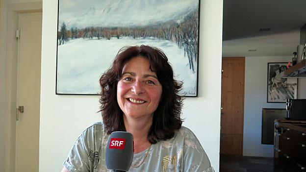 Anna Giacometti.