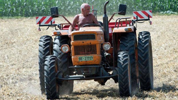 Eine Filterpflicht für Landmaschinen gibt es zurzeit nicht. Das soll sich ändern.