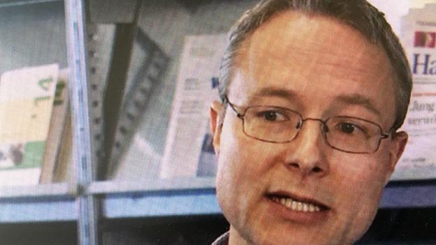 Dirk Niepelt, Berner Wirtschaftsprofessor.