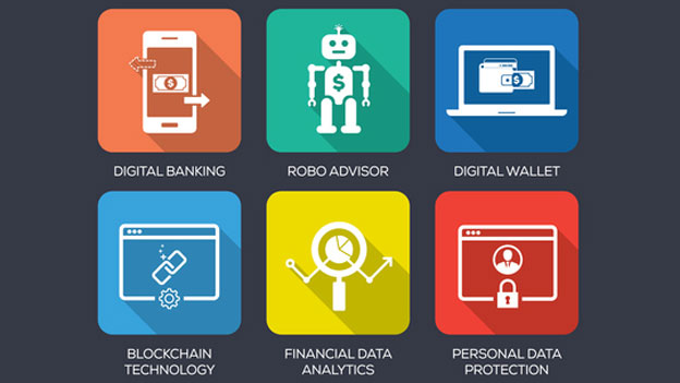 Die digitale Identität basiert auf einer App, die persönliche Informationen mittels Blockchain-Technologie sichert.