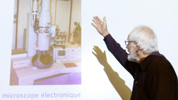 Wissenschaftler und Mensch - Jacques Dubochet