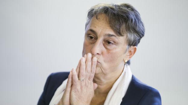 Die grüne Staatsrätin Marie Garnier tritt in Fribourg zurück