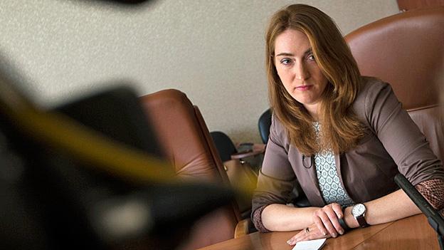 Sie sei schockiert gewesen von den Entnhüllungen zum institutionellen Doping in ihrem Land, sagt Anna Anzeliowitsch, Direktorin der russischen Anti-Doping-Agentur Rusada.