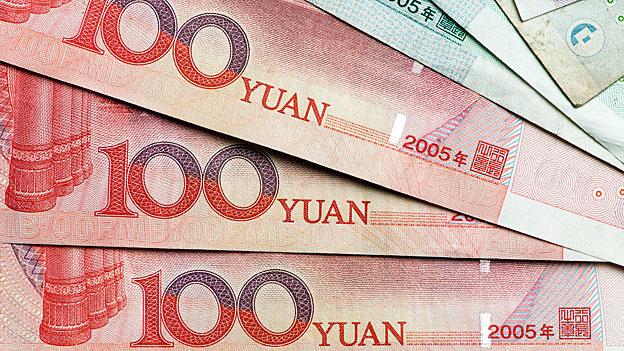 Ein Währungstrick als Warnsignal: China schwächt absichtlich den Yuan.
