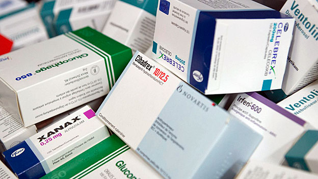 Noch anfang Jahr waren Originalmedikamente in der Schweiz kaum mehr teurer als im Ausland.