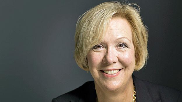 SBB-Verwaltungsratspräsidentin Monika Ribar ist in ihrer Position immer noch eine Ausnahme.