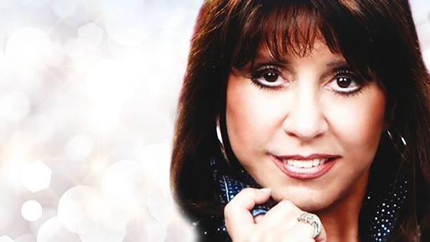 Tina York auf dem Cover ihres Albums «Typisch ich!».