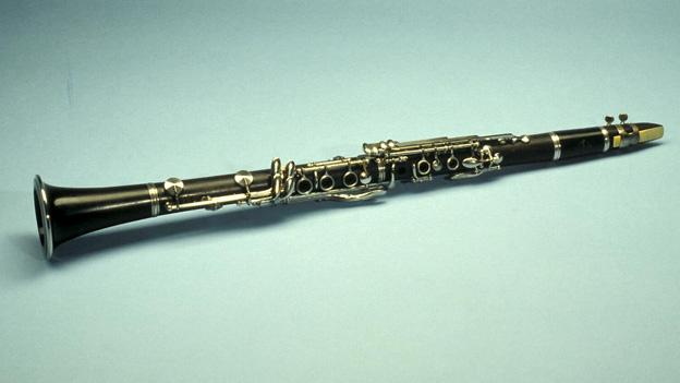 Mit der Klarinette hat Peter Burri aus Rüschegg sein Lieblingsinstrument entdeckt.