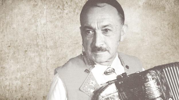 Der Appenzeller Akkordeonist Hans Dörig lebte von 1919 bis 1974.