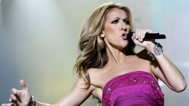 Laschar ir audio «Céline Dion: «Ne partez pas sans moi»».