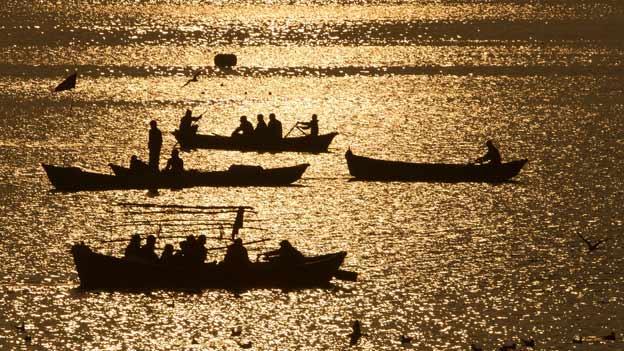 Das Maha Kumbh-Festival findet alle 12 Jahre statt und dauert 55 Tage.
