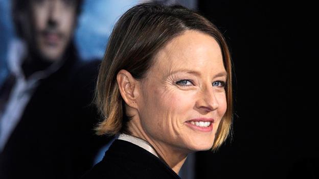 Schauspielerin und Regisseurin Jodie Foster.