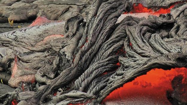 Vulkan auf Hawaii, Filmbild aus «The End of Time».