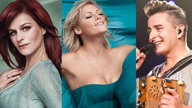 Helene Fischer, Andreas Gabalier und Andrea Berg gehören zu den grossen Abräumern des Jahres.