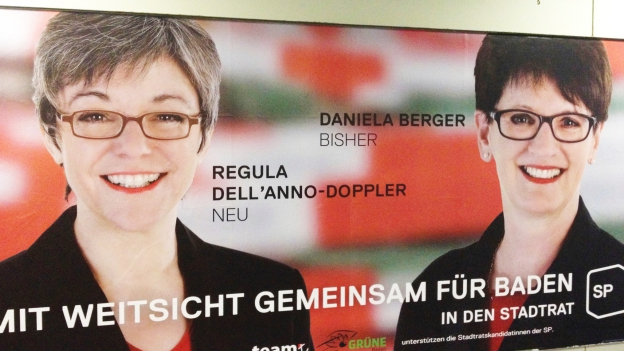 Daniela Berger (rechts) tritt nach 14 Jahren aus dem Stadtrat zurück.