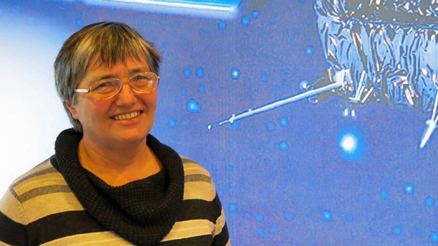 Kathrin Altwegg arbeitet seit 18 Jahren am Weltraumforschungs-Projekt «Rosetta».