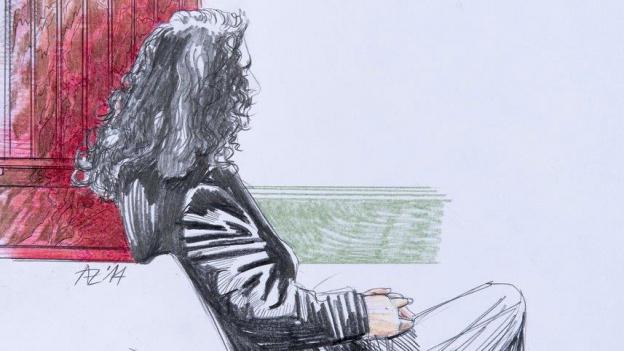 Der Heiler von Bern 2014 vor Gericht.