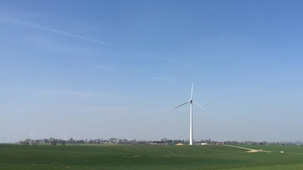 Der neuste Windpark der BKW steht im Norden Frankreichs.