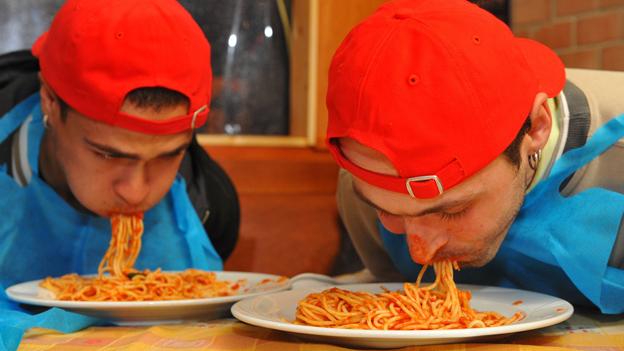Nicht in allen Basler Beizen sind die Spaghetti einwandfrei.