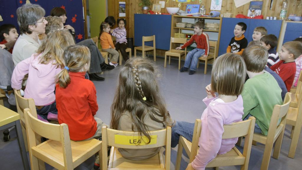 Gute Kinderbetreuung ist Thema im Grossrat.