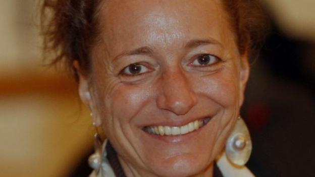 Portrait von Esther Maag