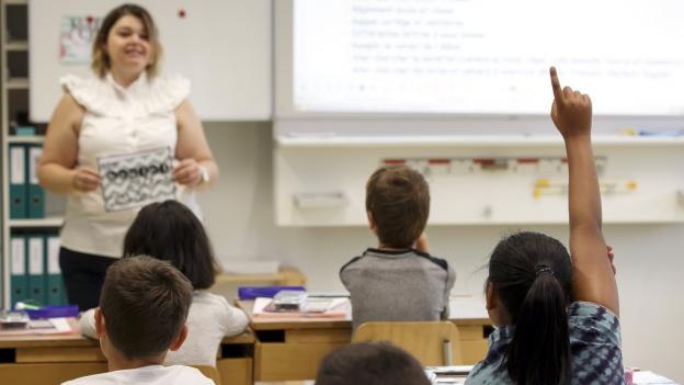 Das neue Gesetz will ausländische Schüler verpflichten, die hiesigen Werte einzuhalten