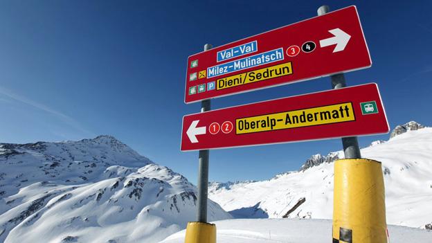 Wie geht es weiter mit der Skiarena Andermatt-Sedrun?