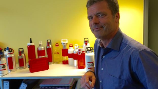 Stefan Ludewig, CEO Sigg
